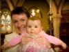 Natasha & Mum, Baptism